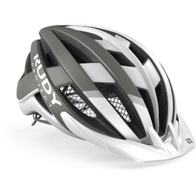 Rudy Project Venger MTB Kask, white/grey matte